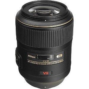 LENTE NIKON AF-S VR Micro-NIKKOR 105mm f/2.8G IF-ED