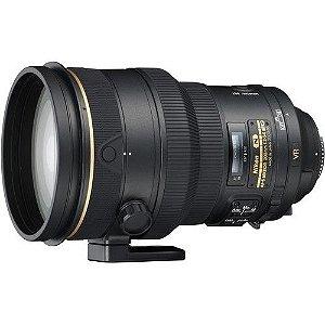 LENTE NIKON AF-S NIKKOR 200mm f/2G ED VR II
