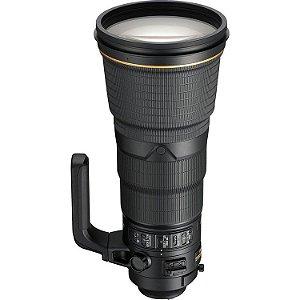 LENTE NIKON AF-S NIKKOR 400mm f/2.8G ED VR