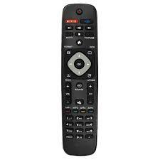 Controle Tv Philips Smart Tv Lcd Led Botão Netflix/Youtube