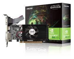Placa De Video Gt 610 2gb Ddr3 Nvidia Geforce Arktek 64bits