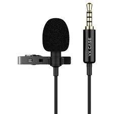 Microfone de Lapela plug P3