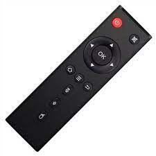 Controle Remoto Tv Box 4k TX2/TX3/TX4/TX5/TX6