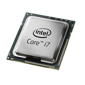 Processador Intel Core i7-3770 de 4 núcleos e 3.4GHz de frequência com gráfica integrada