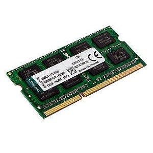 Memória Ram DDR3 8gb PC3 Para Notebook