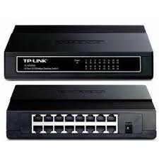 Switch 16 Portas 10/100 Tp-link Tl-sf1016d Hub2