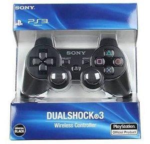 Controle Joystick Wireless Sem Fio - Ps3 SONY Pirata
