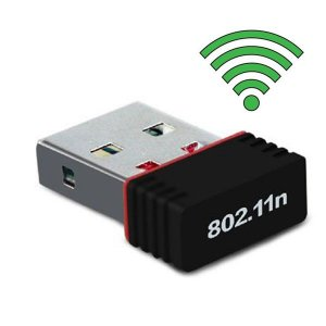 Adaptador WIFI para pc mini 2,4GHz