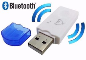 Adaptador Receptor Bluetooth Usb para carro
