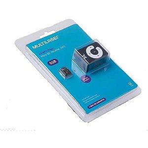 Kit Mp3 Player 80 Mah Microsd 8gb E Cabo Micro Usb - Mc300