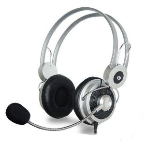 Fone de ouvido Headphone c/microfone/volume/bass  HM-610MV HIPERMUSIC