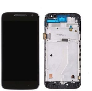 Frontal Motorola Moto G4 Play com Aro