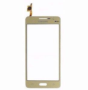 Touch Samsung G531 Dourado AAA