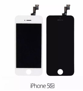 Frontal Iphone 5S Preto