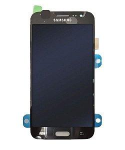 Frontal Samsung J5/J500M Preto AAA Com Ajuste de Brilho