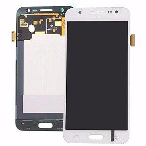 Frontal Samsung J5/J500M Branco AAA Com Ajuste de Brilho