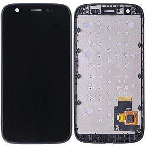 Frontal Motorola Moto g1 completo
