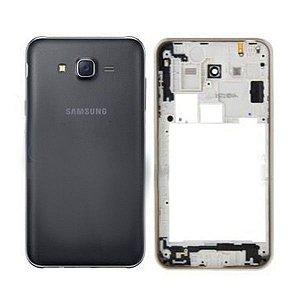 Carcaça Samsung J700 Cinza