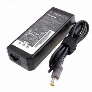 Fonte Carregador Notebook Lenovo Ibm 20v 4.5a Plug Grosso -