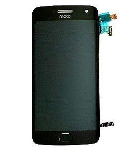 Frontal Motorola Moto G5 Plus Preto *AAA*
