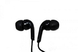 Fone de Ouvido Para Celular Intra auricular Comum