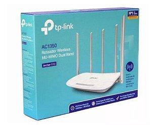 Roteador Tp Link Wifi Dualband Ac1350 Archer C60 V2 5antenas