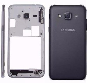 Carcaça Samsung J3/320 Preto