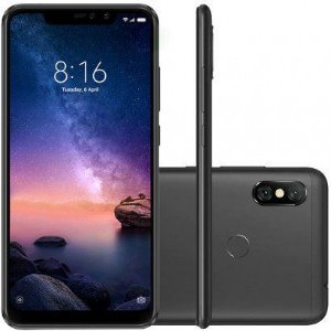 Smartphone Xiaomi Redmi Note 6 Pro 64gb/4gb Ram V.global