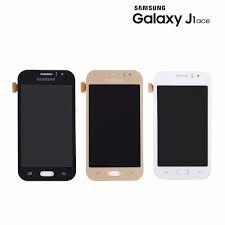Frontal Samsung J110 J1 ace Dourado AAA