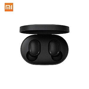 Fone Bluetooth Xiaomi Original Air Dots Preto