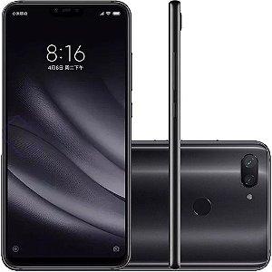 Smartphone Xiaomi Mi8 Lite Preto 128gb/6gram versão Global