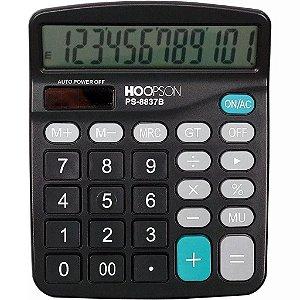 Calculadora De Mesa 12 Dígitos Ps-8837b