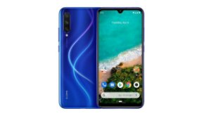 Celular Xiaomi Mi A3 Mia3 64gb 4gb Blue Versão Global