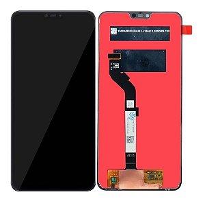 Frontal Xiaomi Mi8 Lite Original Preto