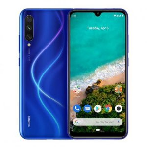 Celular Xiaomi Mi A3 Mia3 128gb 4gb Blue Versão Global