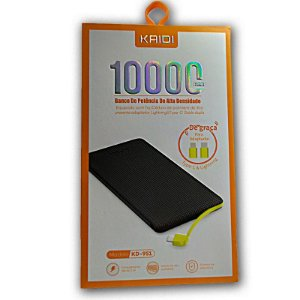 Powerbank 10,000 mah Kaid KD-951