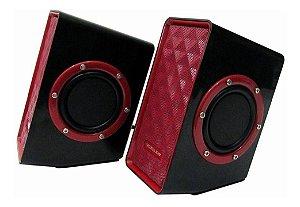 Caixa de Som para Computador 8W Com Bass VC-D400