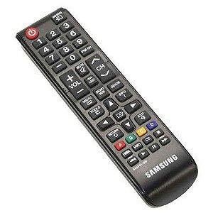 Controle Remoto Para TV Samsung Led