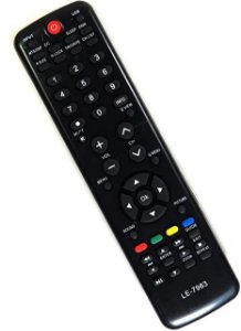 CONTROLE REMOTE PARA TV 7963 LCD BUSTER