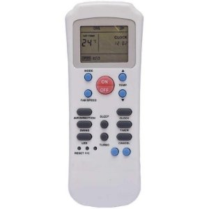 CONTROLE REMOTO AR COND CARRIER 7070