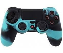 SILICONE PARA CONTROLE PLAYSTATION 4