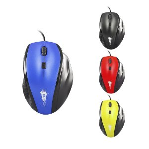 Mouse Gamer Hoopson MS-059 Color Usb