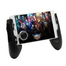 Controle Game Pad Celular Android iPhone Com 2 Joystick
