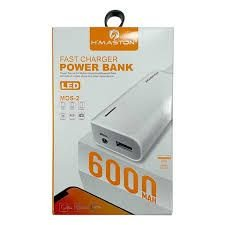 Powerbank 6000 MAH Original