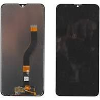 Frontal Samsung A10S Preto Incell