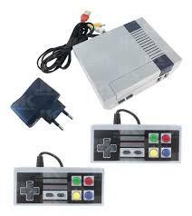 Video Game Console Mini 620 Jogos Retrô 8 Bits 2 Controles