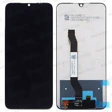 Frontal Xiaomi Note 8  preto