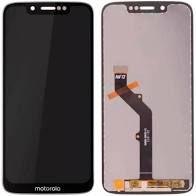 Frontal Motorola Moto G7 Play Preto