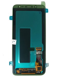 Frontal Samsung J6/J600 Incell Preto
