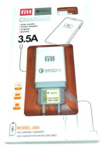 Carregador Turbo Xiaomi Tipo C 3.5A